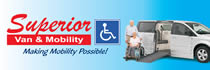 Wheelchair Vans From Superior Van & Mobility