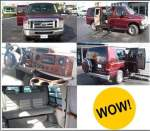 Used 2009 FORD E 250 Super Duty