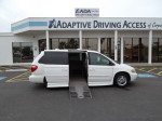 New 2002 CHRYSLER Town & Country Limited