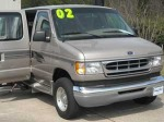 Used 2002 Ford Econoline