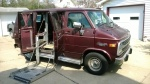 Private Sale Used 1993 CHEVROLET G 20