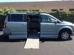 Used 2010 CHRYSLER Town and Country Touring