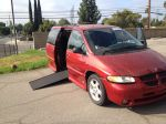Private Sale Used 2000 DODGE Grand Caravan