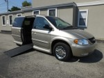 used 2002 Chrysler Town & Country