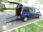 Commercial 2015 Ford Transit Connect